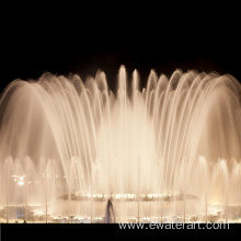 commercial musical fountain for city landscape
